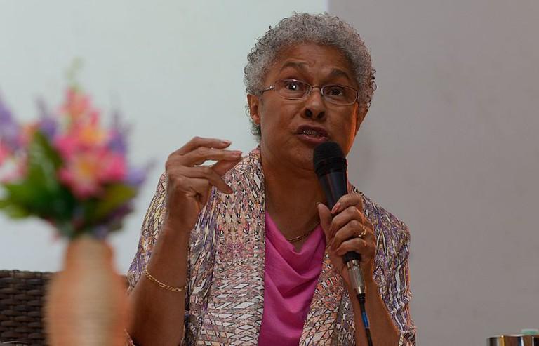 Patricia Hill Collins | © Valter Campanato/Agência Brasil/WikiCommons