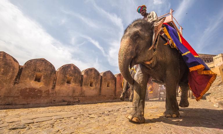 Jaipur, India | ©C Rayban/Unsplash