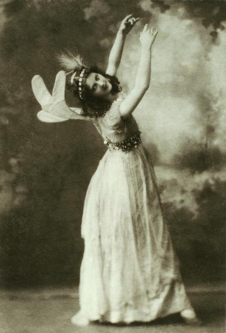 Isadora Duncan-first fairy