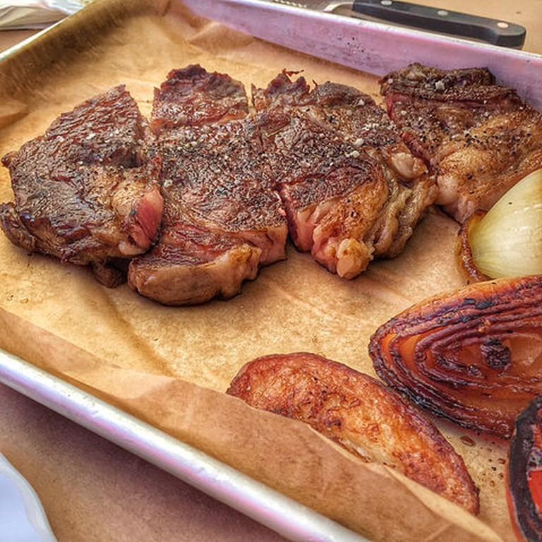 Steak | Courtesy of Ravit Shem Tov
