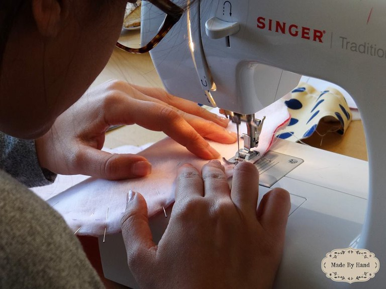 Sewing | Courtesy of Made By Hand