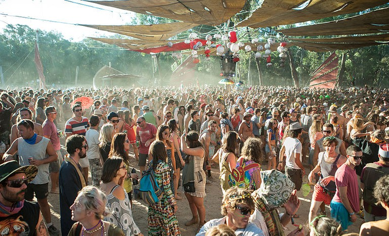 Rainbow Serpent 2013