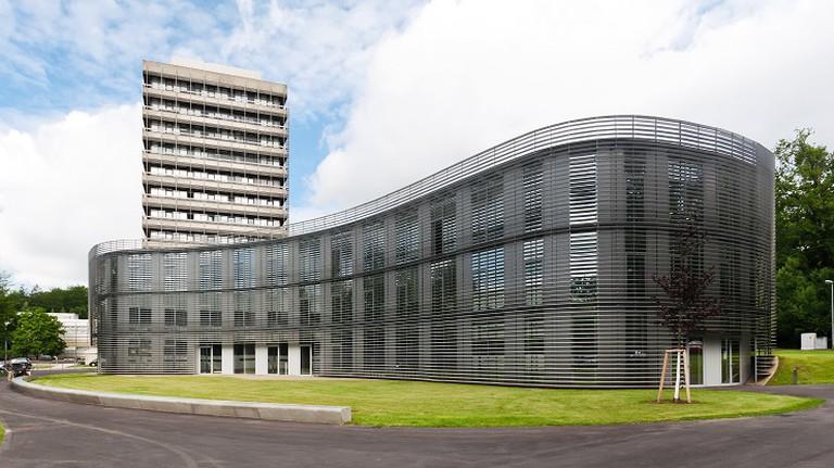 The University Of Stuttgart