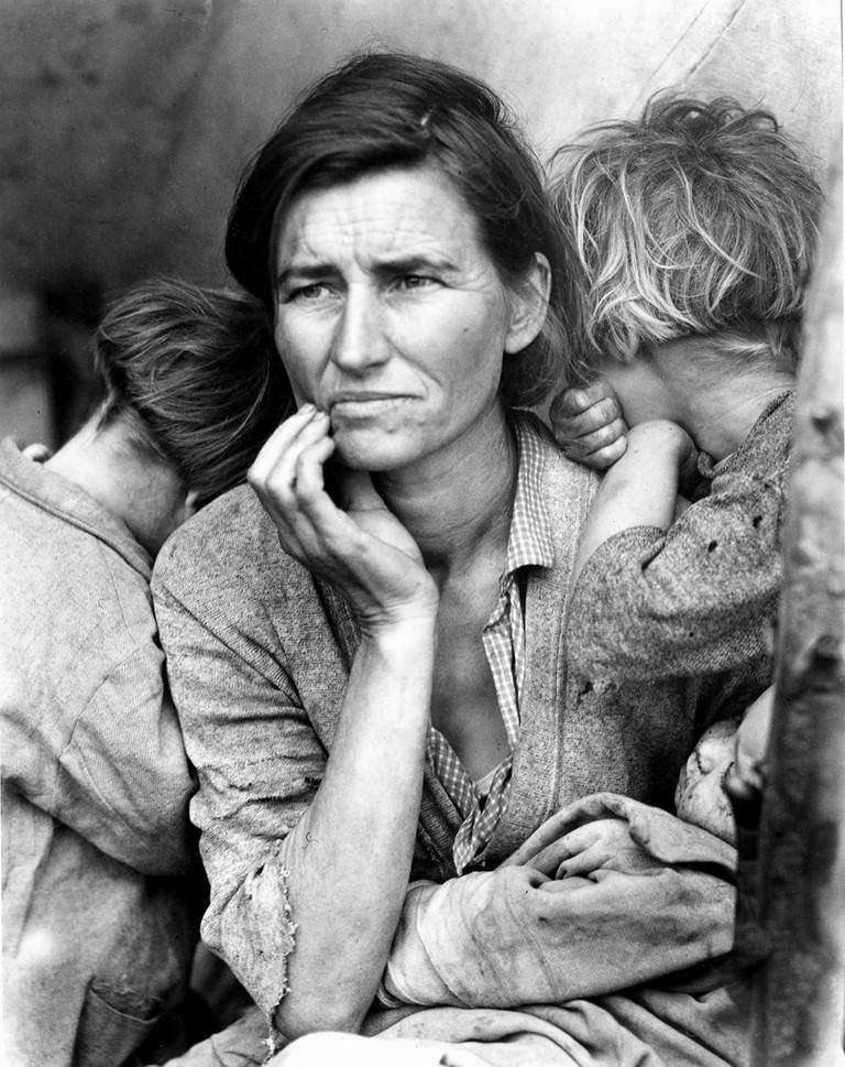 Migrant Mother, 1936.