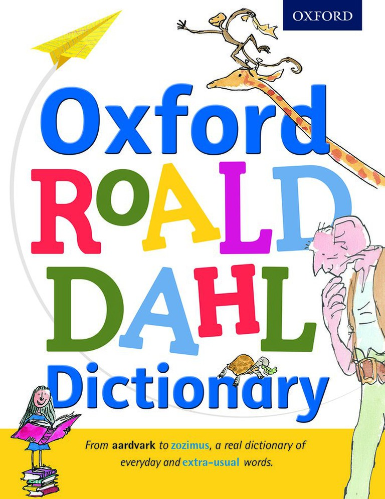 The Oxford Roald Dahl Dictionary | © OUP Oxford