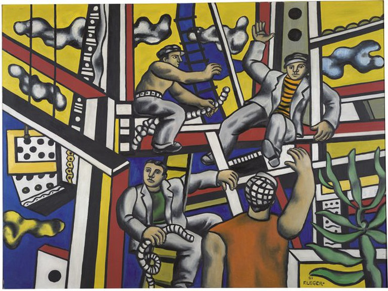 Leger | Courtesy of BOZAR