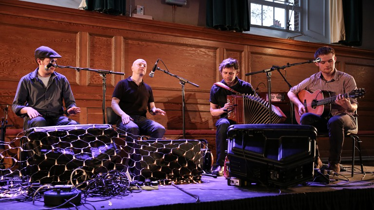 Folk music / Courtesy of Cecil Sharpe House