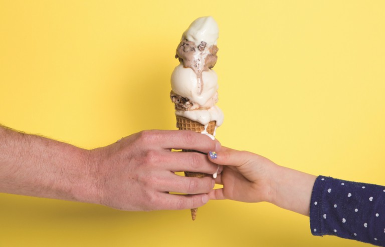 Ice Cream Cone | © Courtesy of Salt & Straw