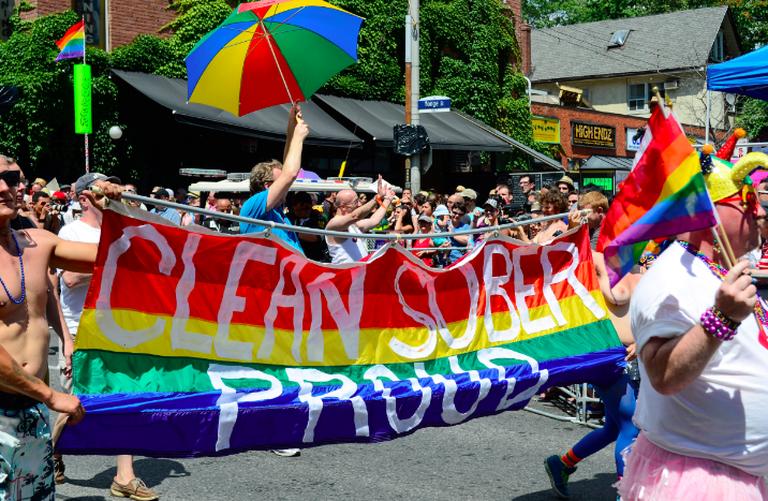 Pride Toronto 2012 | © Chris Brooker /Wikicommons