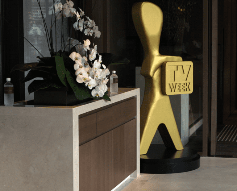 TV WEEK Logies statuette © Eva Rinaldi on Flickr