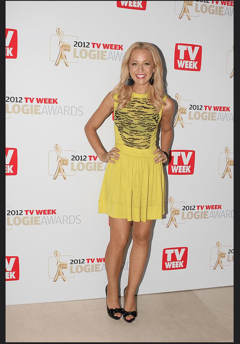 Carrie Bickmore at TV WEEK Logies. © Eva Rinaldi on Flickr