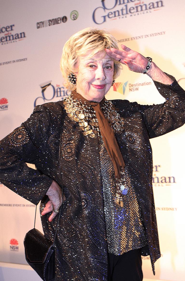 Lorrae Desmond wins first female Gold Logie. © Eva Rinaldi on Flickr