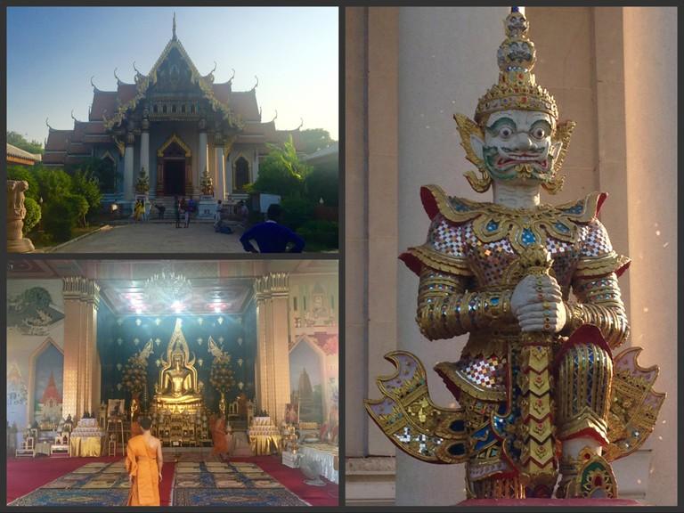 Thai Monastery, BodhGaya |© Sangita Sinha