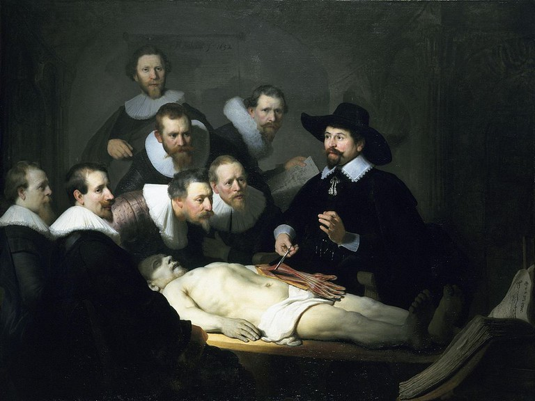 Rembrandt, The Anatomy Lesson of Dr. Nicolaes Tulp