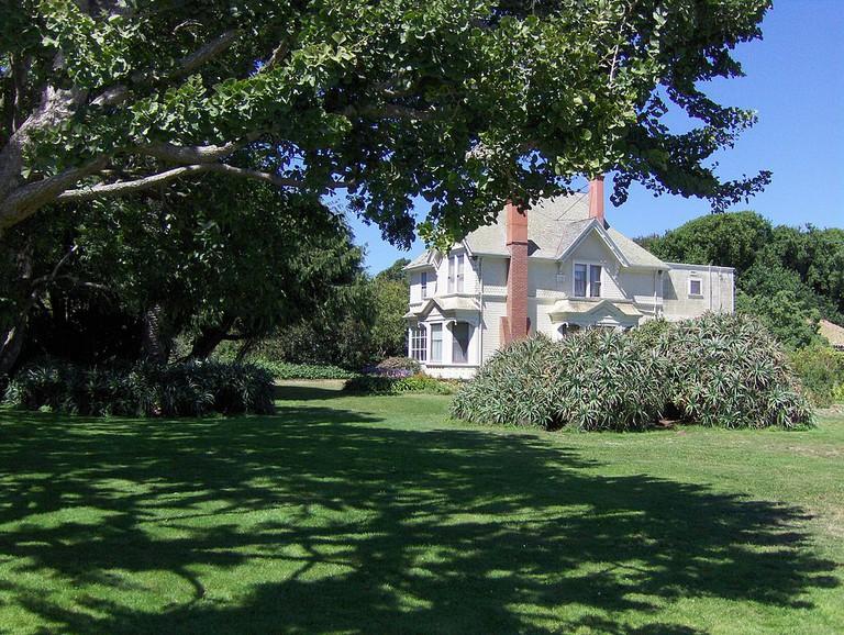 Wilder Ranch Victorian House | © Grey3k/WikiCommons