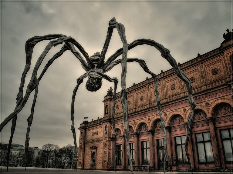 Maman Spinne Kunsthalle HH | © Windschatten/WikiCommons