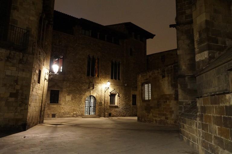 Barcelona's Gothic quarter | © Leandro Neumann Ciuffo / Flickr