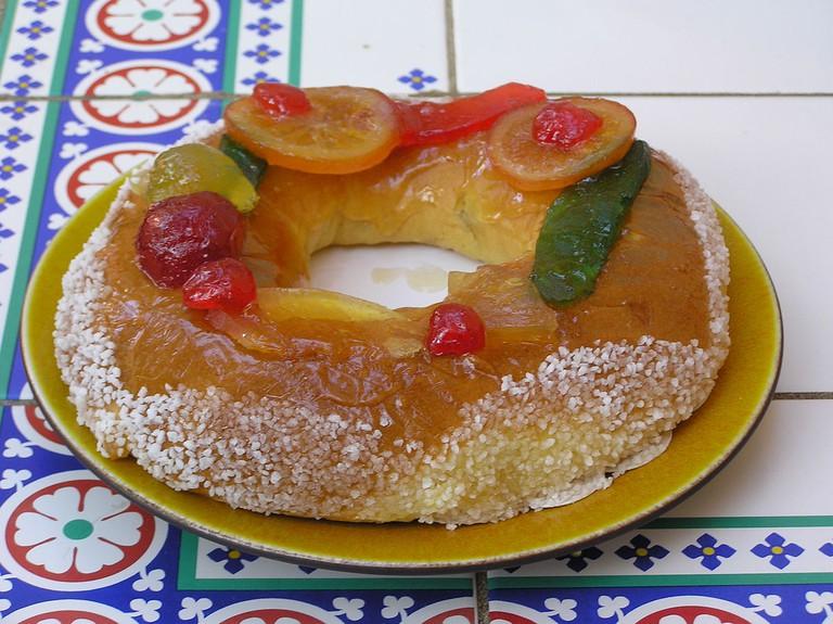 Coca de Reyes
