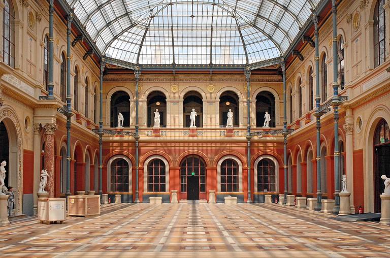 Palais Des Etudes Interior |© Wikicommons