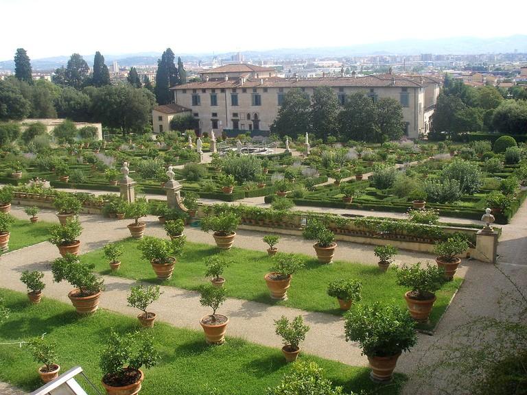 Medici Villa di Castello | © Sailko/WikiCommons