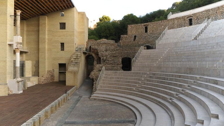 Roman Amphitheatre of Sagunto | ©José Luis Filpo Cabana/Wikimedia Commons