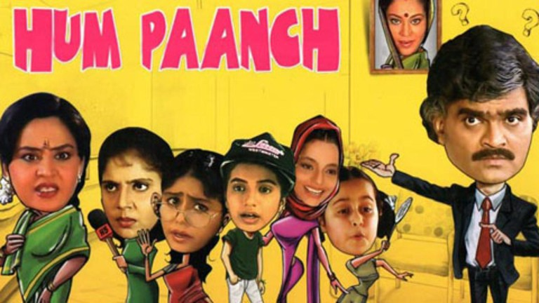 Hum Paanch | ©Balaji Telefilms