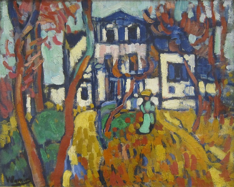 The Blue House (1906)