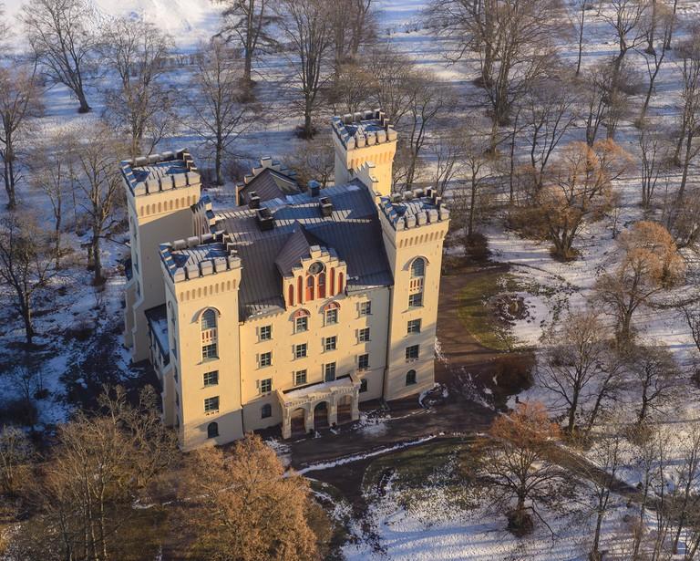 Bogesund Castle   Arild/Flickr
