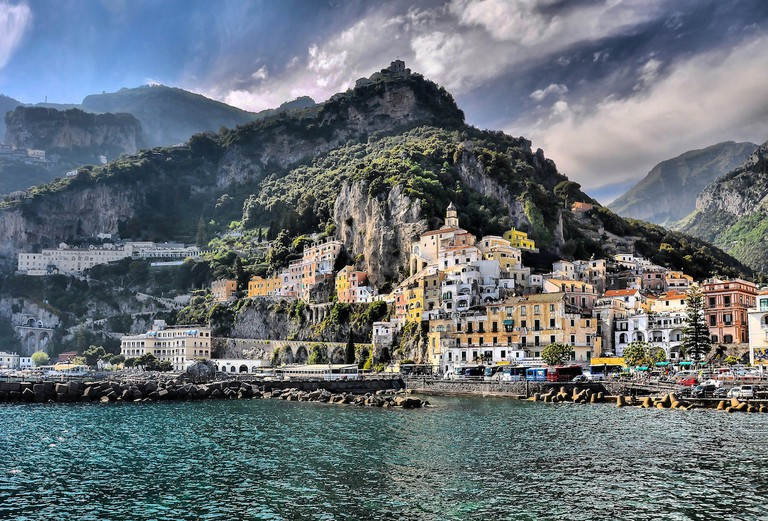 Amalfi Coast | © Alpha 350/Flickr
