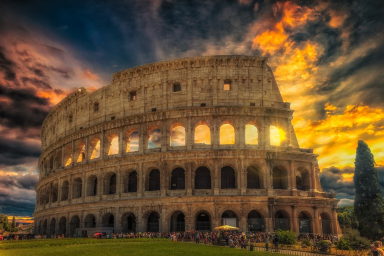 Rome | © Darren Flinders/Flickr