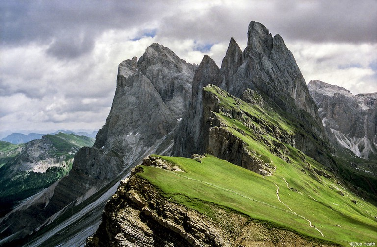 Dolomites | ©Robert J Heath/Flickr