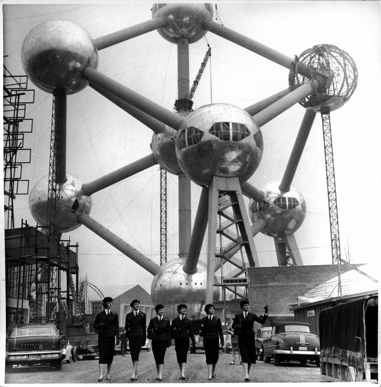 © R.Seidman | Courtesy of the Atomium