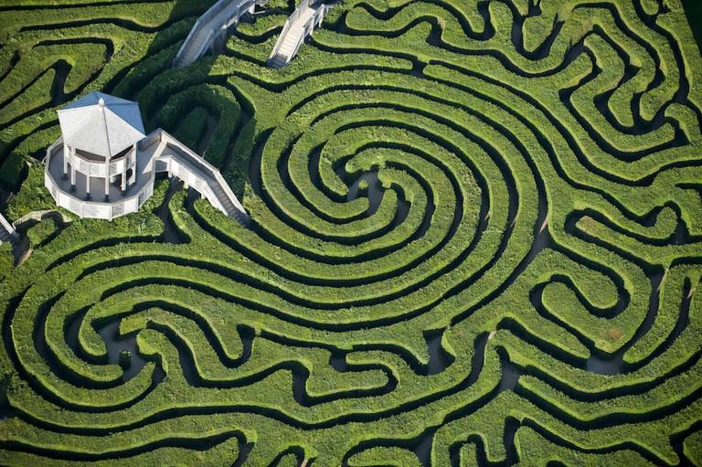 Longleat Maze, Wiltshire