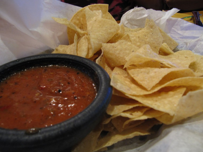 Chips and Salsa | © Jo del Corro/Flickr