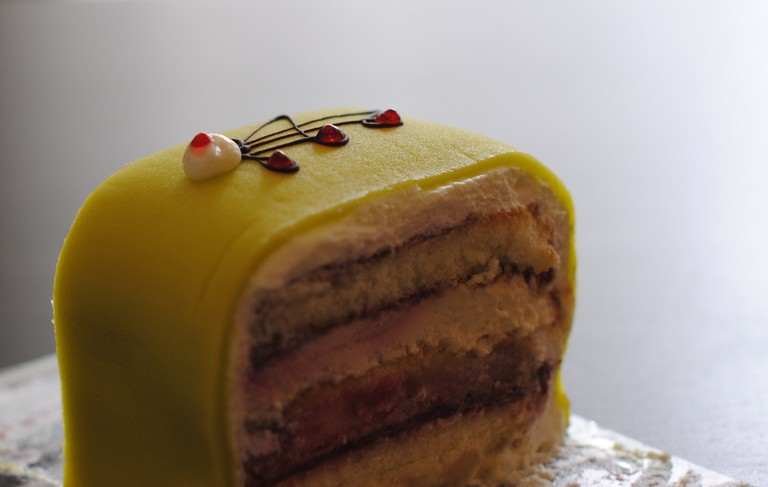 Swedish Princess Cake | Lisa Williams/Flickr