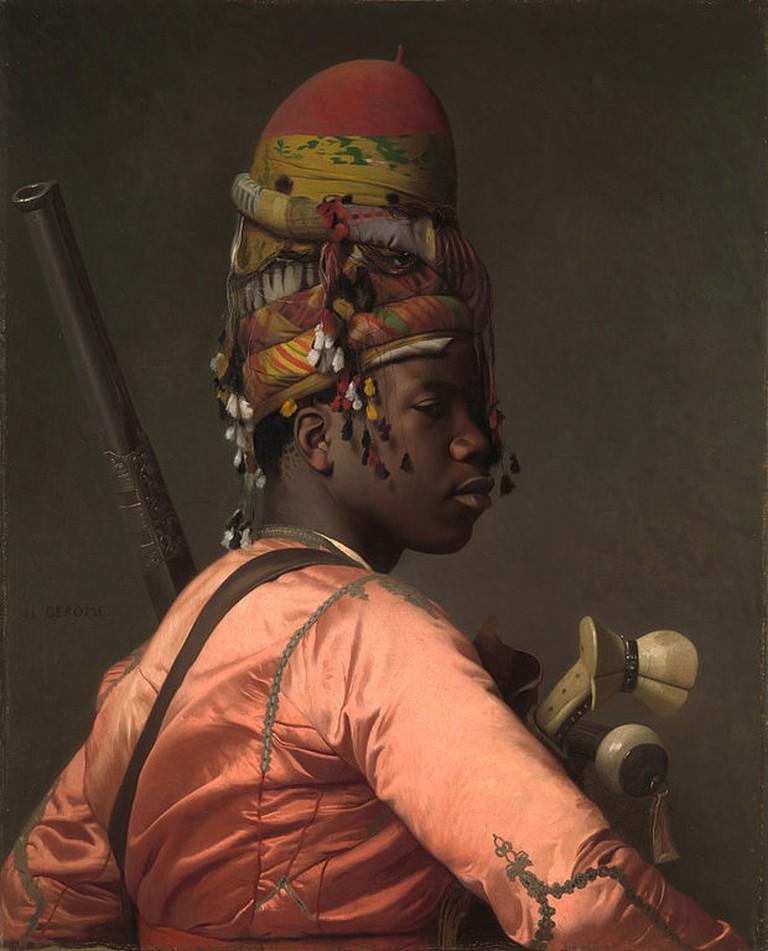 Jean-Léon Gérôme, Bashi-Bazouk, 1868-69