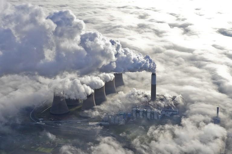 Cottam Power Station, Nottinghamshire