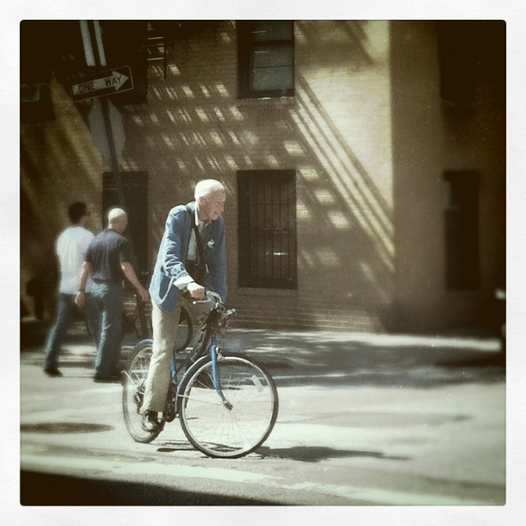 Bill Cunningham | © Steam Pip Truck Distribution/Flickr