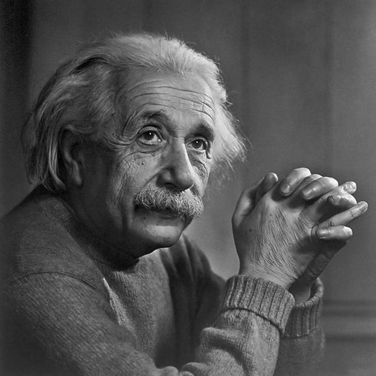 Albert_Einstein_(portret)