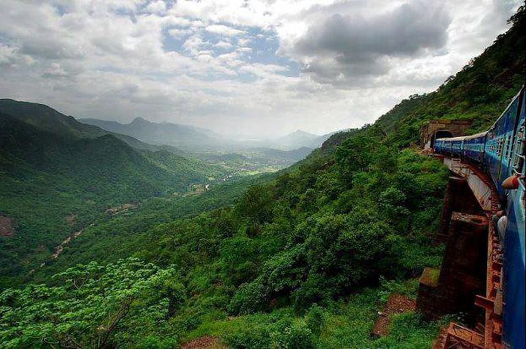 Araku Valley | © WikiMedia Commons