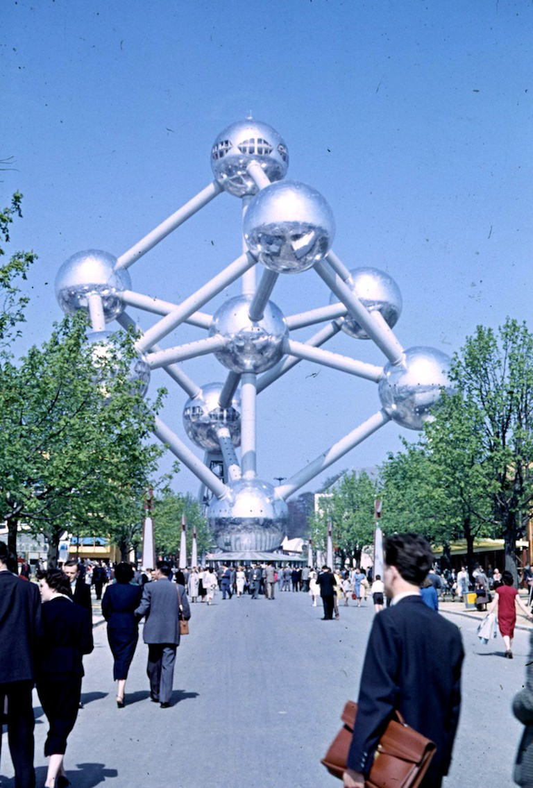 © www.atomium.be - SABAM 2009 - AGR-AR | Courtesy of the Atomium