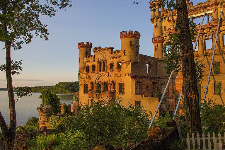Bannerman Castle, #3 Warehouse | Image Courtesy of John Morzen