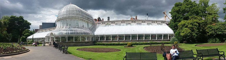 Palm House | Courtesy of James Wilson