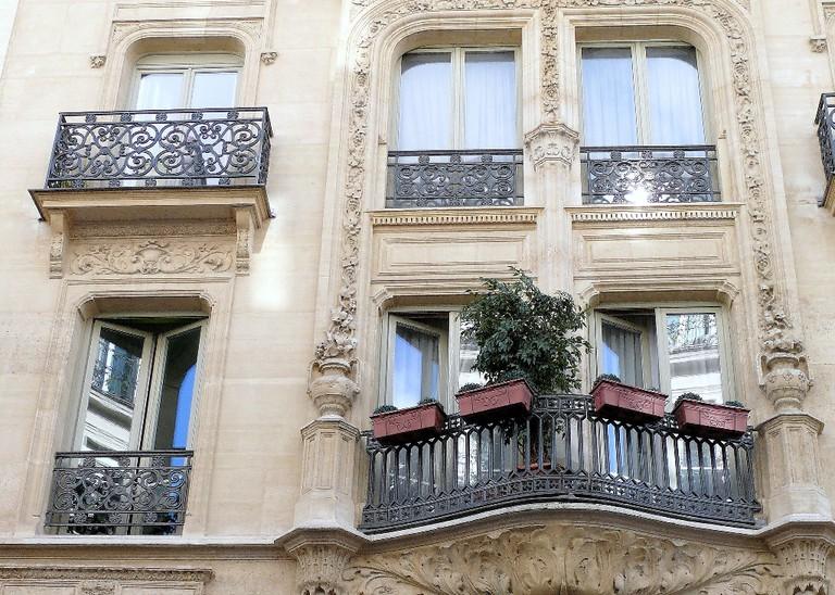 Berthe Weill's first gallery at 25 rue Victor Massé, 75009
