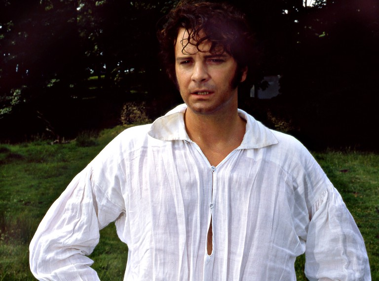 Colin Firth as Darcy | © Pride and Prejudice (1995) / BBC Productions