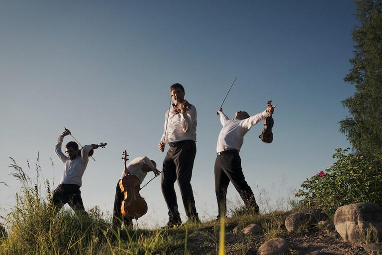 Danel Quartet | © Juuso Westelund/Kuhmo Chamber Music