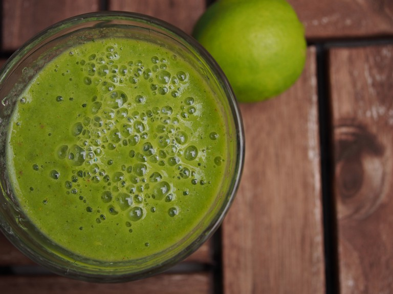 Green Smoothie | © NGi / Pixabay