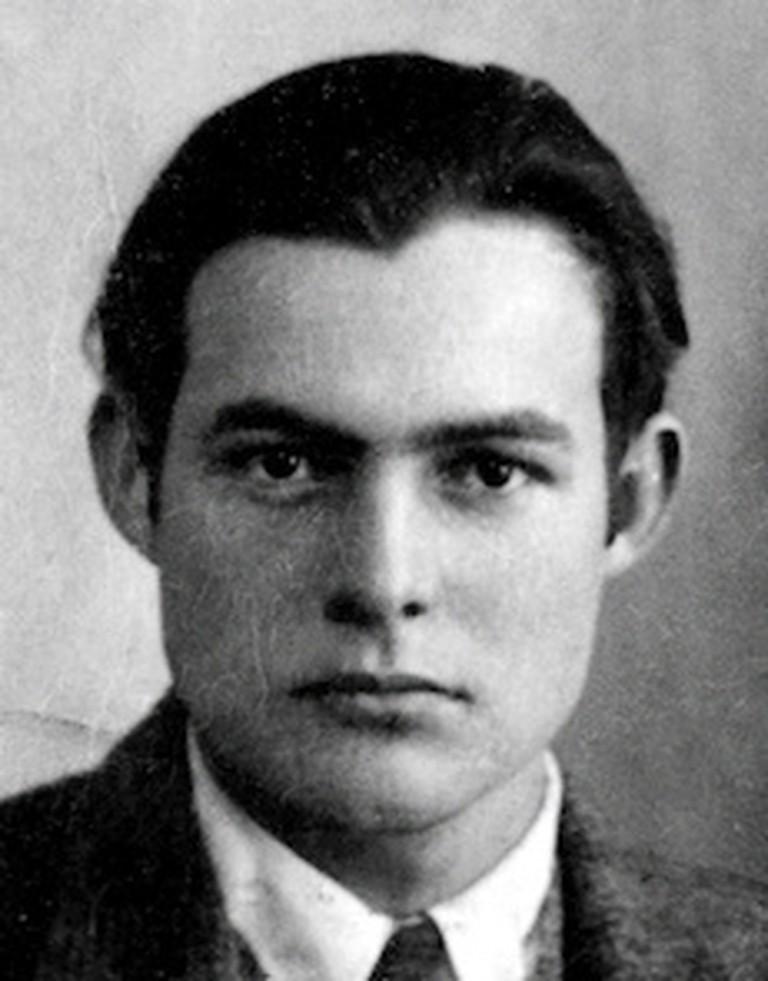 Ernest Hemingway passport | © Unknown/WikiCommons