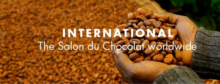Courtesy of Le Salon du Chocolat