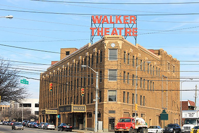 The Walker Theatre | Courtesy of Carley Lanich